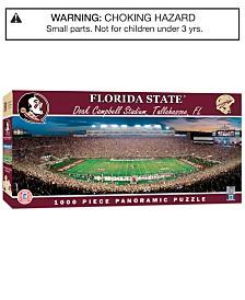 MasterPieces Florida State Seminoles 1000 Piece Panoramic Puzzle