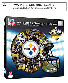 MasterPieces Pittsburgh Steelers 500 Piece Shaped Puzzle