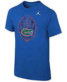Jordan Florida Gators Icon T-Shirt, Big Boys (8-20)