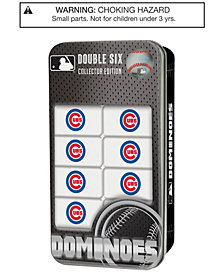 MasterPieces Chicago Cubs Dominoes Set