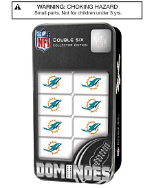 MasterPieces Miami Dolphins Dominoes Set
