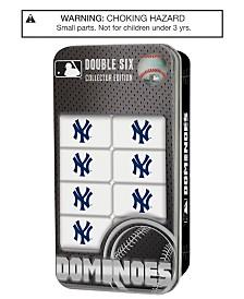 MasterPieces New York Yankees Dominoes Set
