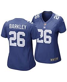 Women's New York Giants Saquon Barkley Game Jersey