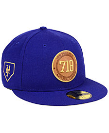 New Era New York Mets Area Patch 59FIFTY FITTED Cap