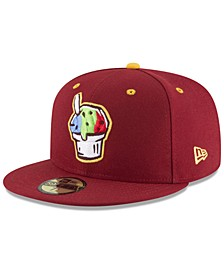 Corpus Christi Hooks Copa de la Diversion 59FIFTY FITTED Cap