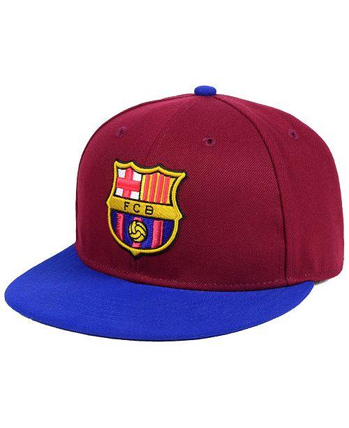 d850605cfdf39 Fan Ink FC Barcelona EPL Fi Fitted Cap   Reviews - Sports Fan Shop ...
