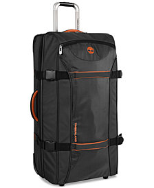 "Timberland Twin Mountain 30"" Wheeled Duffel Bag"