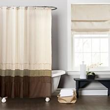 "Mia 72""x 72"" Shower Curtain"