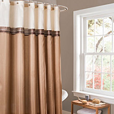 "Terra 72""x 72"" Shower Curtain"