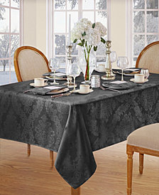 Elrene Barcelona Gray Table Linen Collection
