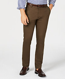 NEW Dockers Signature Lux Cotton Slim Fit Stretch Khaki Pants