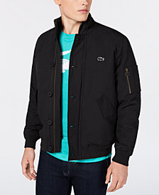 Lacoste Men's Bomber Jacket