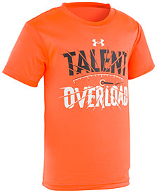Under Armour Little Boys Talent Overload Graphic T-Shirt