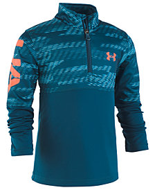 Under Armour Toddler Boys Travel Quarter-Zip Pullover