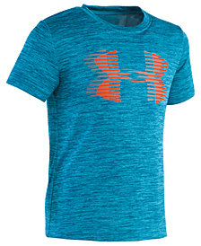 Under Armour Toddler Boys Twist Logo T-Shirt