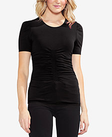 Vince Camuto Ruched Top