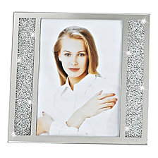 Lucerne Crystallized 8 x 10 Inch Picture Frame