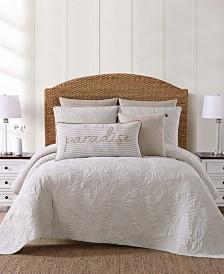 Oceanfront Resort Chambray Coast Twin XL Quilt Set