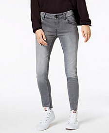 Hudson Jeans Collin Mid-Rise Skinny Ankle Jeans