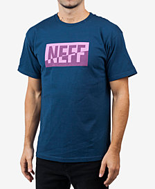 Neff Men's New World Logo T-Shirt