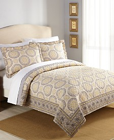 Modern Heirloom Nador King Quilt Set