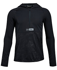 Under Armour Big Boys SC30 Windwear Top