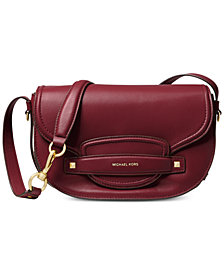 MICHAEL Michael Kors Cary Saddle Crossbody
