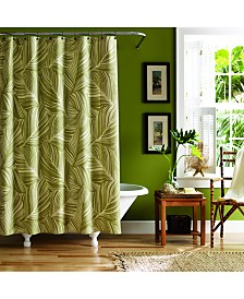 CLOSEOUT! Tommy Bahama Montauk Drifter Shower Curtain Collection