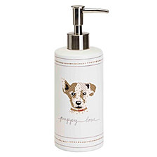 ED Ellen DeGeneres Puppy Love Lotion Dispenser