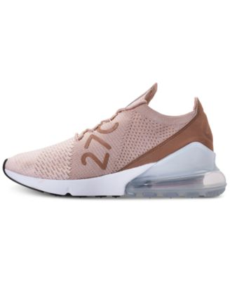 finest selection 88c17 9e7d7 Finders | Women's Air Max 270 Flyknit Casual Sneakers from ...