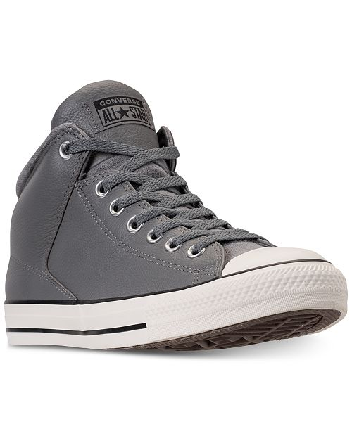 ... Converse Men s Chuck Taylor 70 High Street Mid-Cut Casual Sneakers from  Finish ... c08a0c076