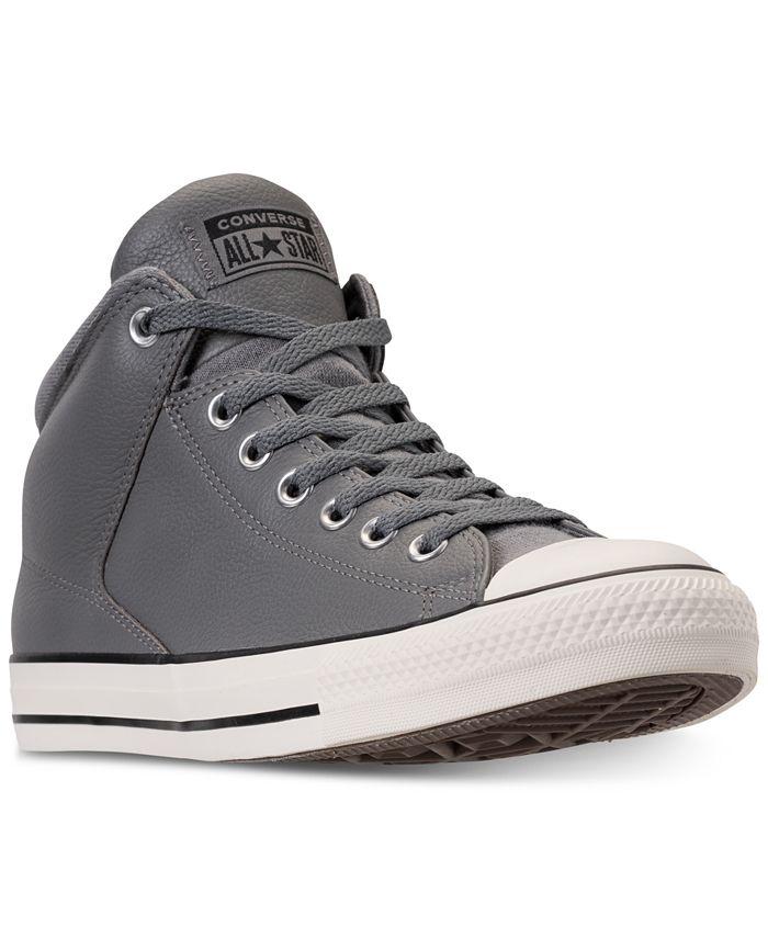 Converse Men's Chuck Taylor 70 High Street Mid-Cut Casual Sneakers ...