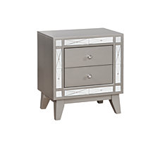 Edenwald Two-Drawer Nightstand