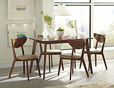 Laurelton Mid-century Modern Dining Table