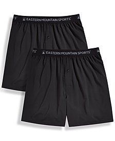 EMS® Men's Techwick® 2-Pk. Boxers