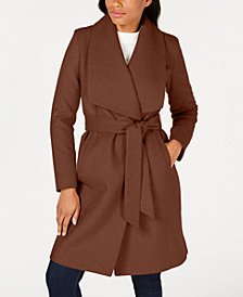 Cole Haan Wrap Coat