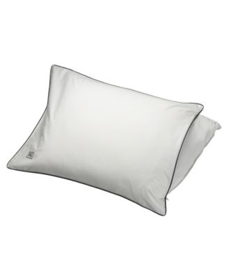 White Down Side & Back Sleeper Overstuffed Pillow Certified RDS - King