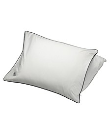 White Down Side & Back Sleeper Overstuffed Pillows Certified RDS