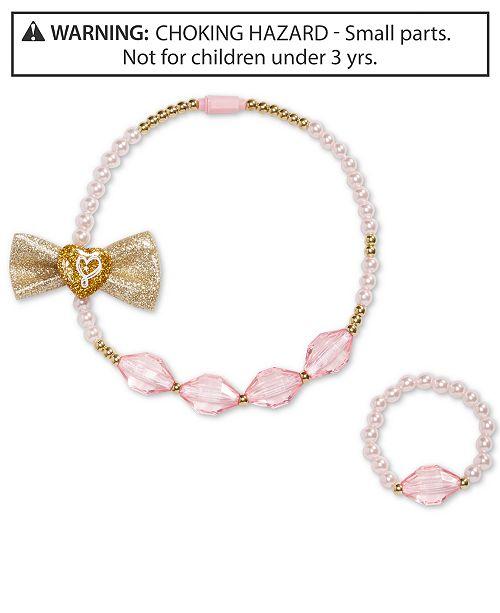 5d05d9c76 On the Verge Little & Big Girls 2-Pc. JoJo Siwa Necklace & Bracelet ...