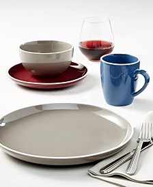 Potter's Wheel Dinnerware Collection, Created for Macy's