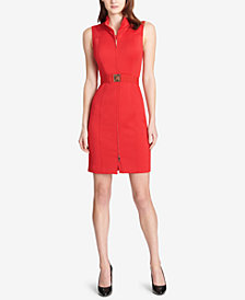 Tommy Hilfiger Belted Shirtdress