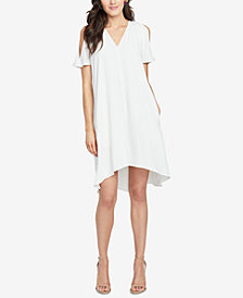 RACHEL Rachel Roy Coretta V-Neck Shift Dress, Created For Macy's