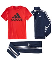 caed8978615e Adidas Kids Clothing   Baby Clothes - Macy s