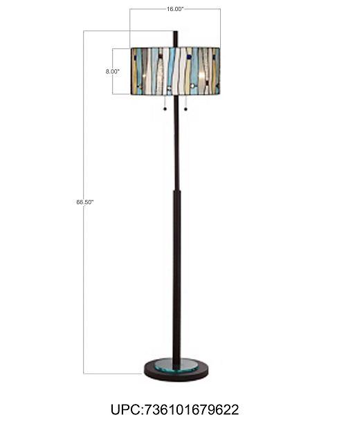 Kathy Ireland Pacific Coast Appalachian Spirit Floor Lamp Amp Reviews All Lighting Home Decor