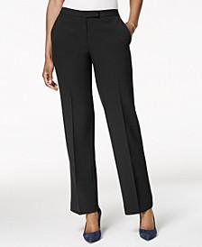 Tab-Waist Trouser Pants