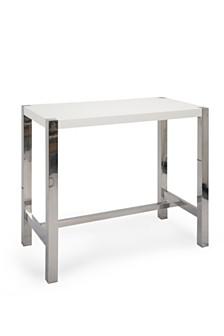 Riva Bar Table White