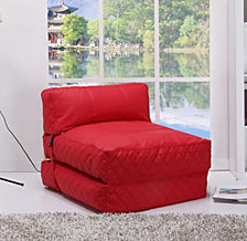 Austin Bean Bag Chair Bed