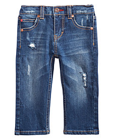 Tommy Hilfiger Baby Boys Distressed Jeans