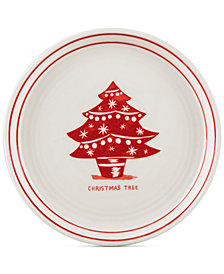 Home Essentials Molly Hatch Tree Canapé Plate