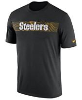 4ae54b927 Nike Men s Pittsburgh Steelers Legend On-Field Seismic T-Shirt